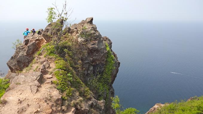赤岩山 登山 小樽