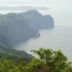 赤岩山(小樽)に登山!② そして秘境の山中海岸へ