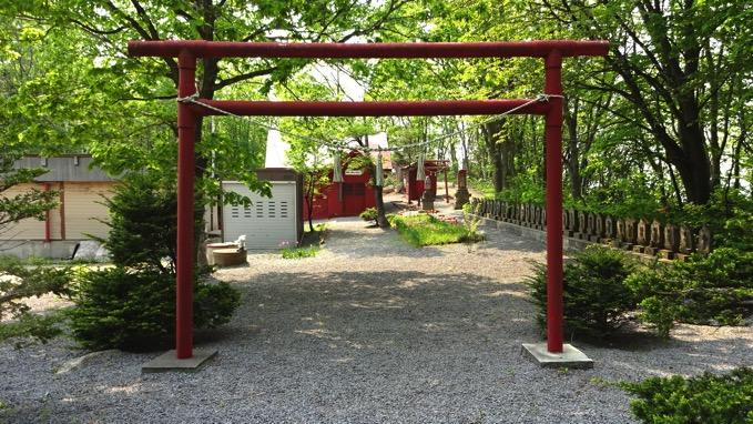 出羽三山神社 オタモイ
