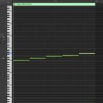 Logic Proで5連譜とか難し連譜を簡単に打ち込む方法