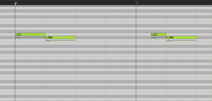 VOCALOID sample vsq