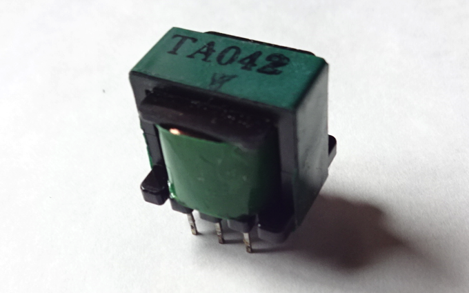 Ta042 transformer 電源 トランス ノイズ