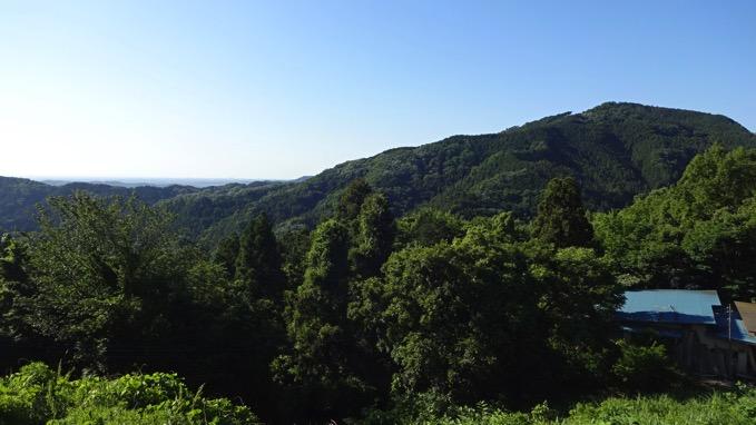 雲河原林道