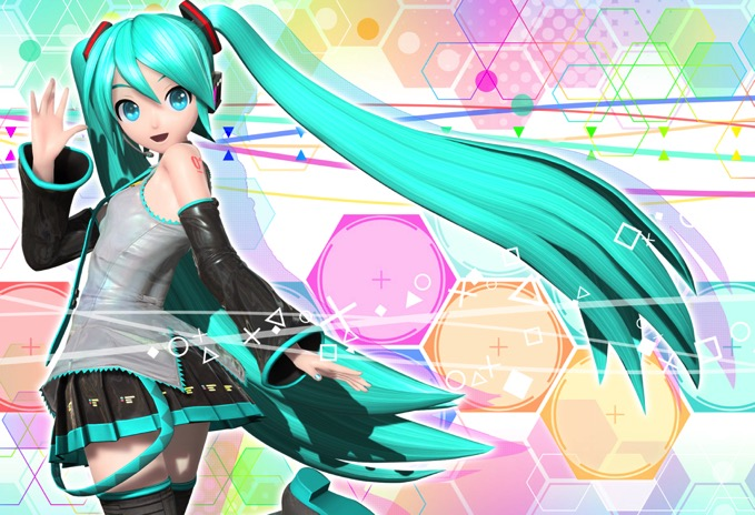 Hatsune miku project diva future tone ps4