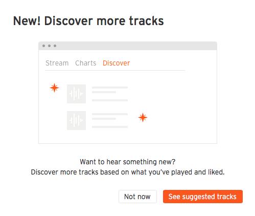 SoundCloud Discover