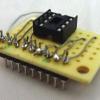 SIP(SIL) 9ピンのオペアンプをDIPのものに交換する方法