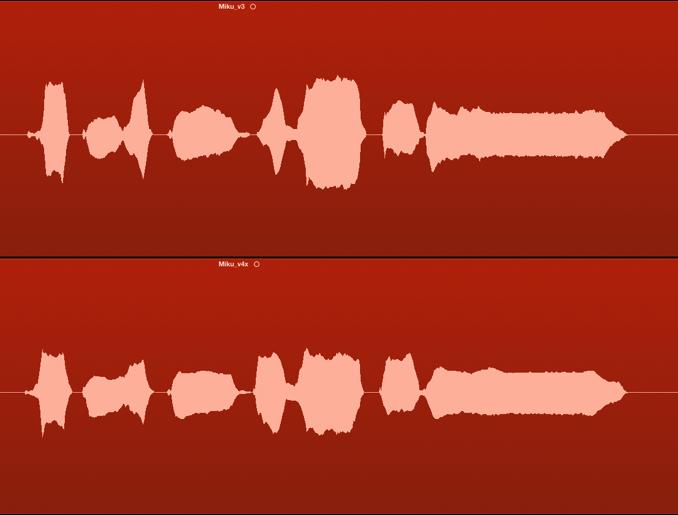 初音ミク v3 v4x