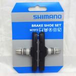 SHIMANO ブレーキシュー M70T3(重量74g)に交換