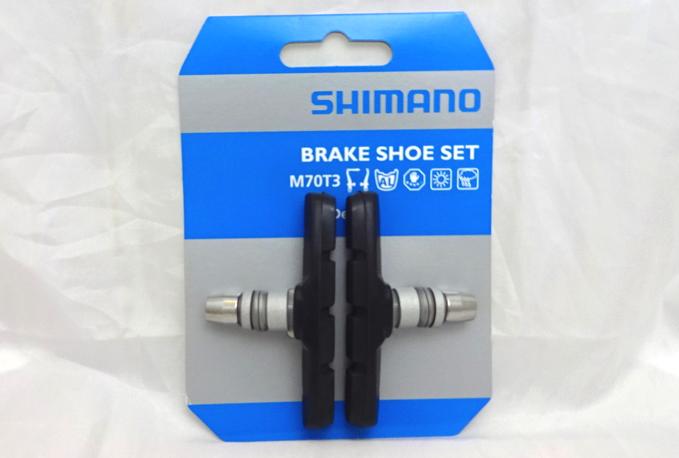 Shimano m70t3 ブレーキシュー