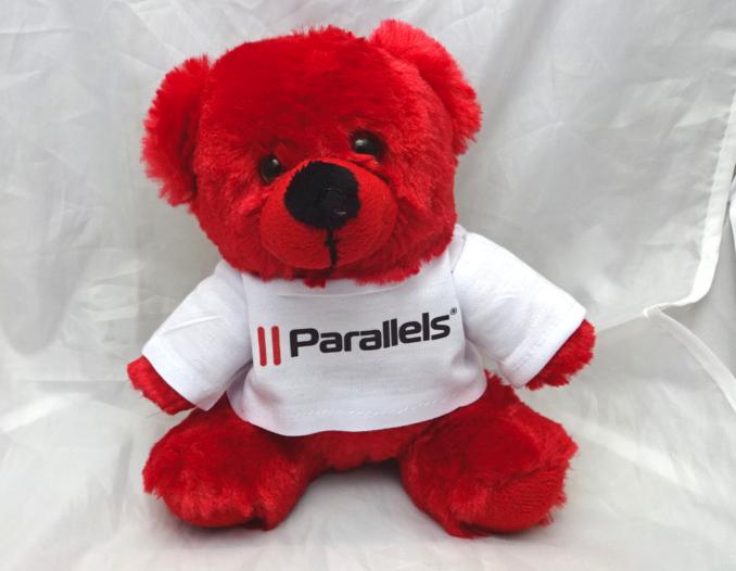 Parallels bear パラレルスベア