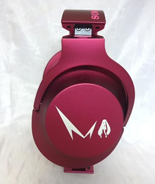 初音ミク モデル ヘッドホン h.ear on mdr-100a