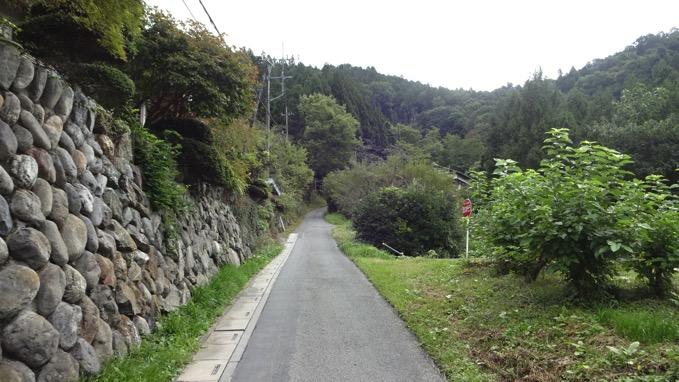 美の山 蓑山 自転車 登山