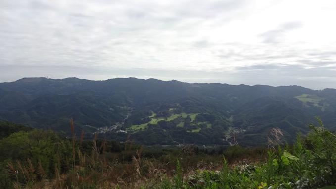 美の山 蓑山 山頂 公園