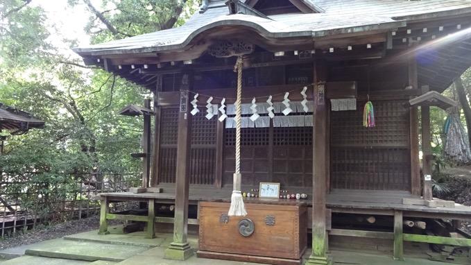 荒幡の富士 久米水天宮