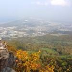 銭函天狗山に登山。岩峰から石狩湾一望の眺めは最高![北海道小樽市]