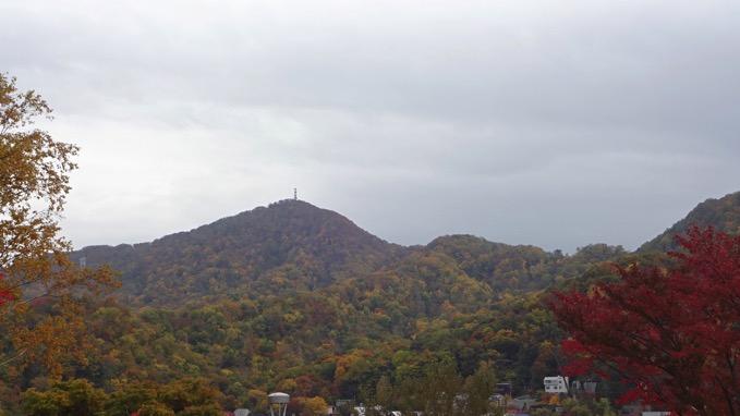 旭山記念公園 藻岩山