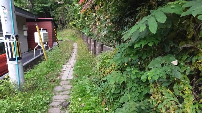 円山 登山口 ハイキング