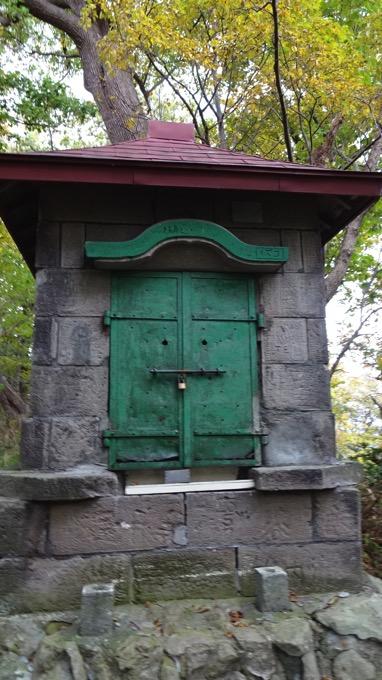円山 奥の院