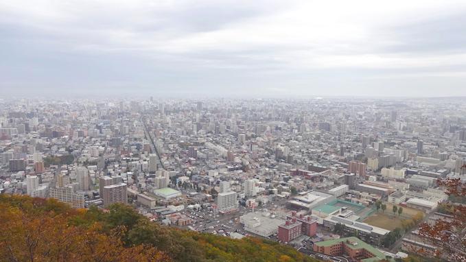 円山 登山 山頂