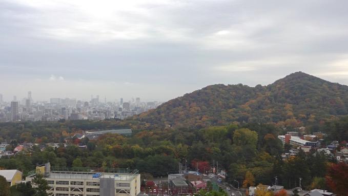 荒井山 円山