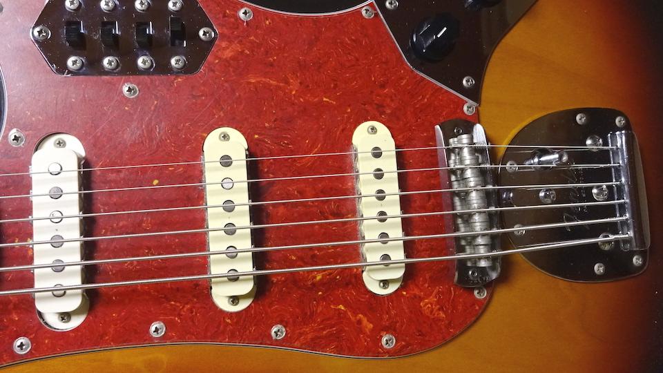 Fender Bass Ⅵ バリトンギター