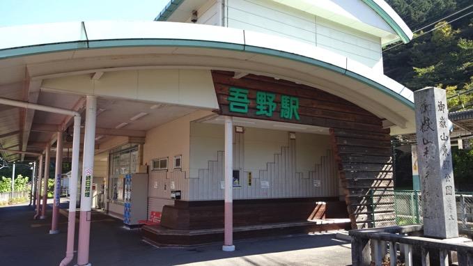 大高山 天覚山 登山 吾野駅