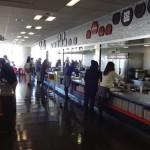 Googleの食堂を初体験。3食無料で食べ放題!