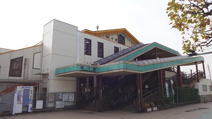 秋川丘陵ハイキング 秋川駅