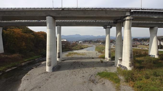 秋川丘陵ハイキング 圏央道