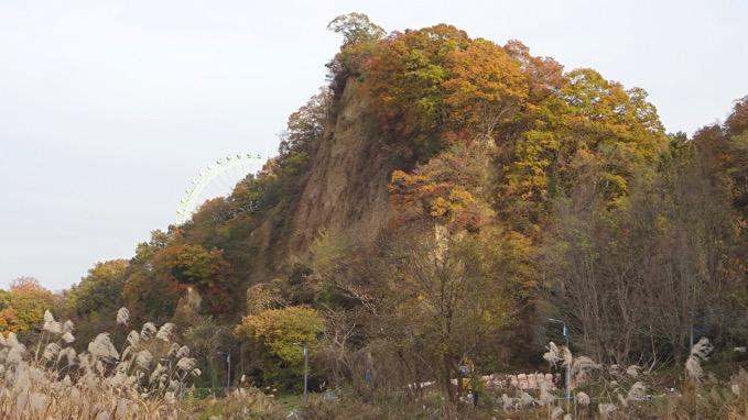 六枚屏風岩 あきる野市 ハイキング