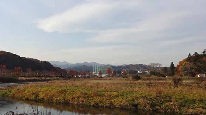 秋川丘陵ハイキング  秋川