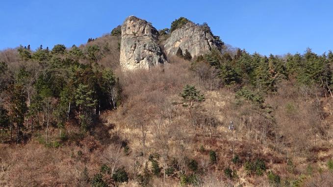 嵩山 登山 ハイキング
