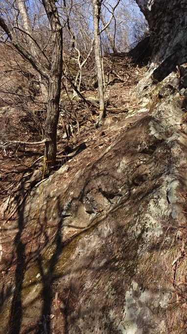 嵩山 たけやま 登山