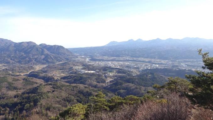 嵩山 たけやま 登山 山頂 眺望