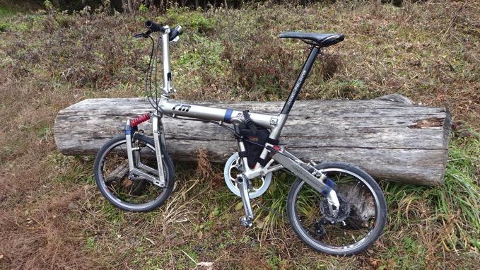 景信山 登山 ハイキング 自転車