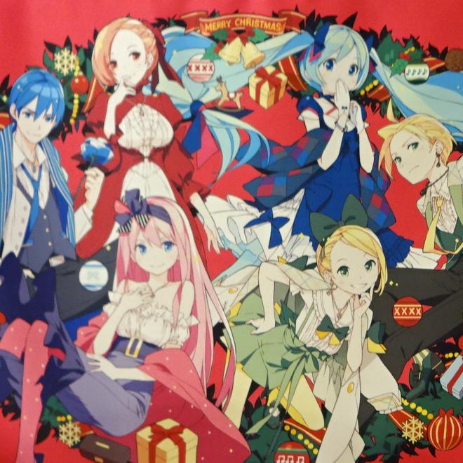 730d5073a982e 渋谷マルイ『初音ミク HAPPY X MAS PARTY』イベントショップをレポ。こんなグッズ売ってます!