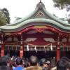 久伊豆神社(越谷)に初詣。境内が立派で露店も多い、埼玉県のオススメ初詣スポット