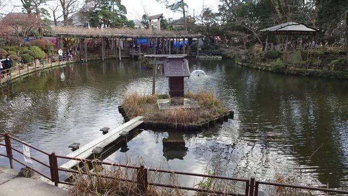 久伊豆神社 初詣
