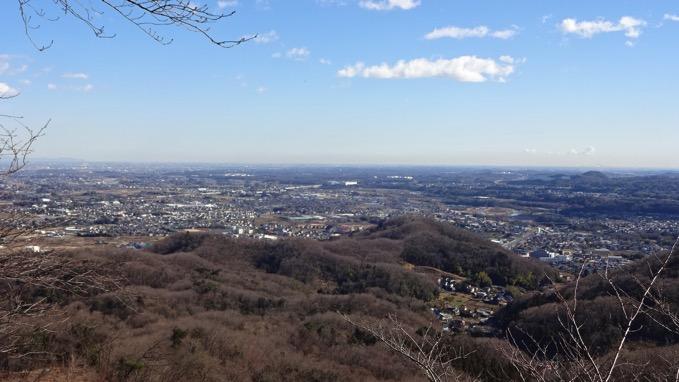 鐘撞堂山 かねつきどうやま ハイキング 山頂 眺望