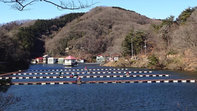 鐘撞堂山 かねつきどうやま ハイキング 円良田湖