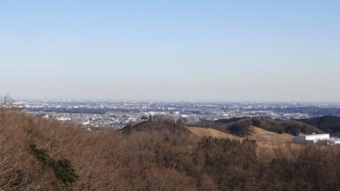 柏木山 山頂 ハイキング 登山 高ドッケ 展望