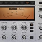 Logic Pro付属コンプレッサーの「DISTORTION」を音を太くするエフェクターとして使う