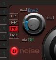 logic pro ultrabeat 音作り