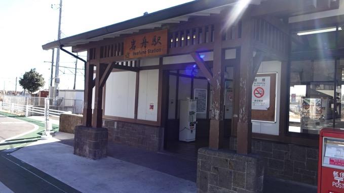 JR両毛線 岩舟駅