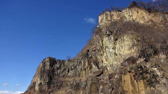 岩船山 撮影 特撮 ロケ 中腹採石場跡
