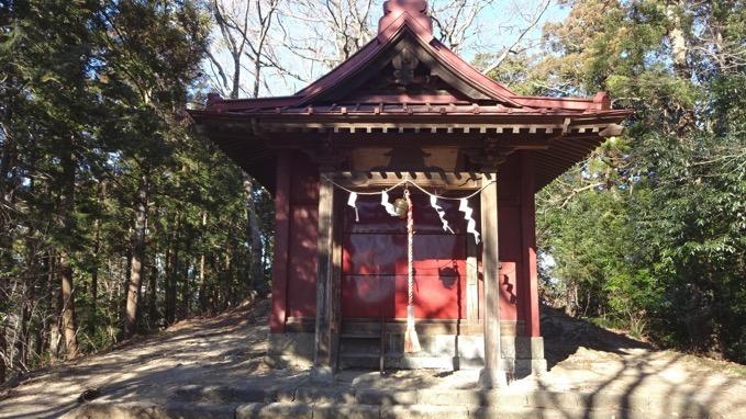 富士浅間神社 大平山