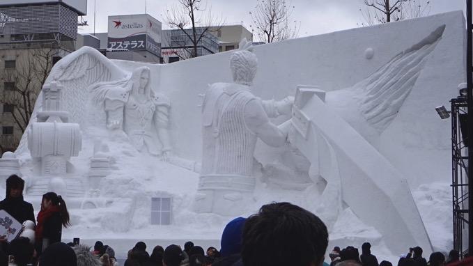 札幌 雪まつり
