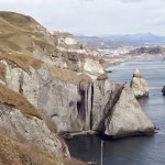 トッカリショ岬の展望台からの風景は外国のようだ![室蘭観光]