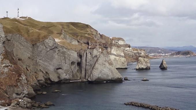トッカリショ岬 展望台