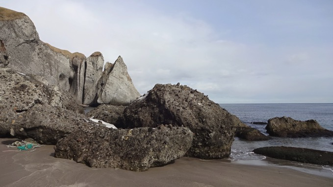 トッカリショ浜 海水浴場